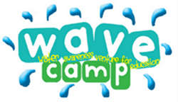 LOGO WAVE CAMP'11