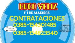 HUGO VELIZ Y LOS MAGICO