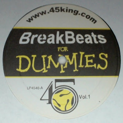45 King– Breakbeats For Dummies (2006, VBR) VLS