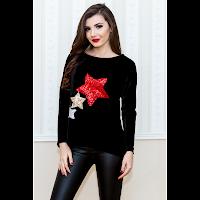 Bluza Stars (MissGrey)