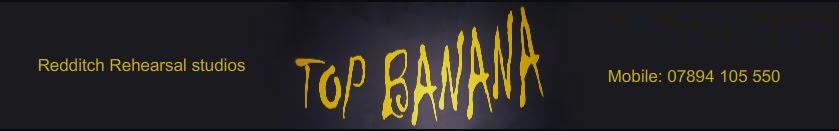 Top Banana Rehearsal Studio