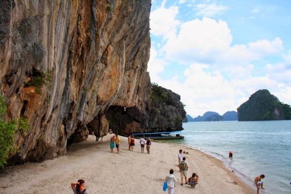 جزيرة كاوفينغ كان في تايلاند