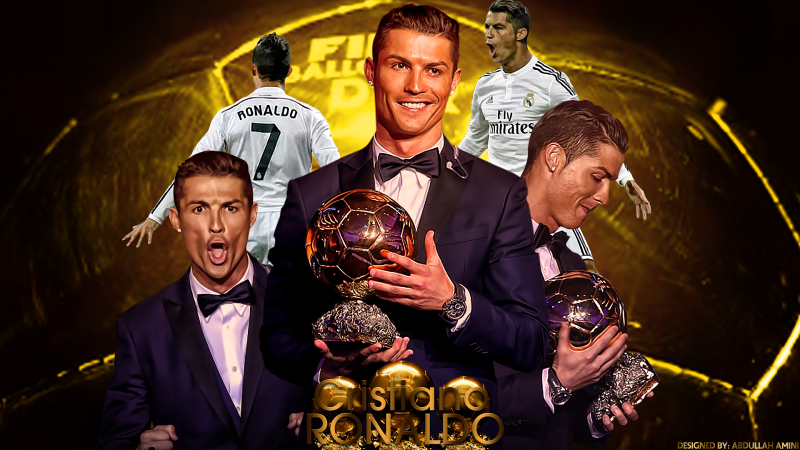 Image result for cr7 ballon d'or