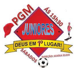 PGM DOS JUNIORES