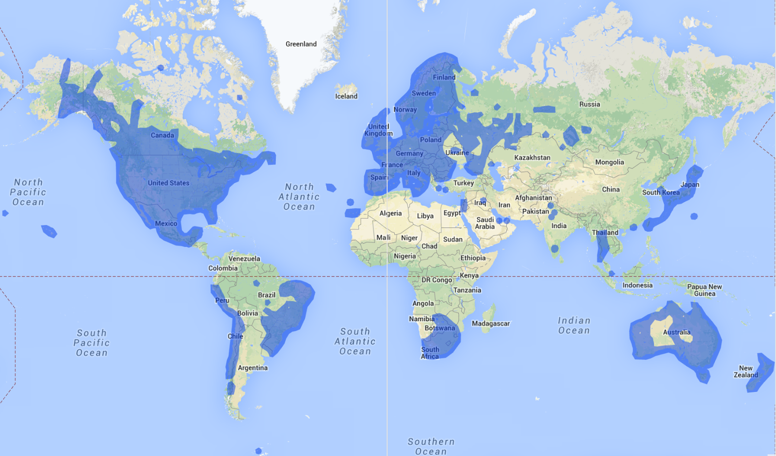 How To Create A My Map In Google Maps InformationKnowledge - Plot my walk google maps