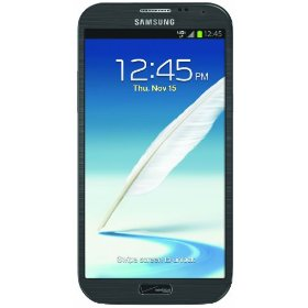 Samsung Galaxy Note II 4G Android Phone, Titanium Gray