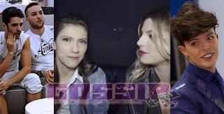 Emma e Elisa Amici 2015