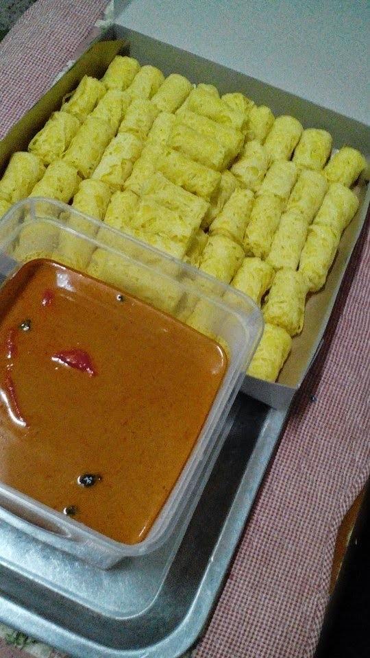 roti jala dan kuah kari istimewa RM 55