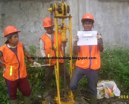 Jasa Sondir Tanah 0821 2686 2689 Jasa Sondir Boring Bandung Dan Sekitaranya