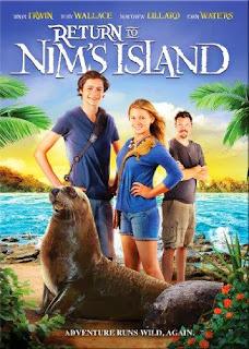 Visszatérés Nim szigetére (2013)