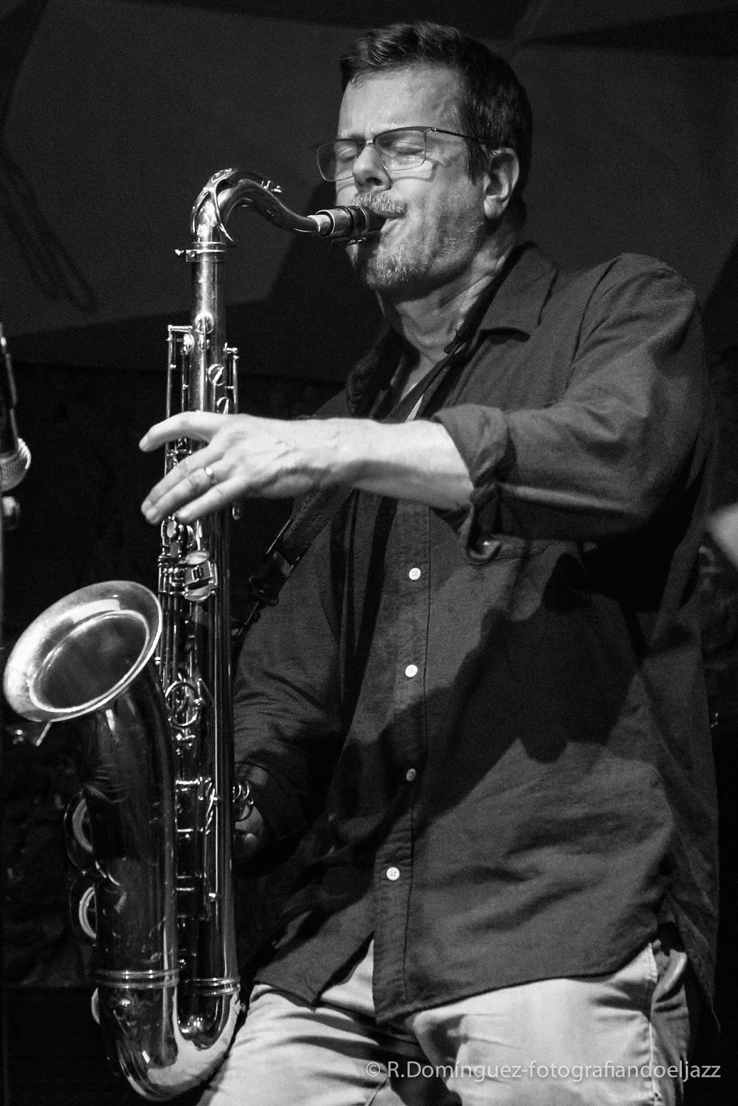 © R.Domínguez - Made to Break - Ken Vandermark