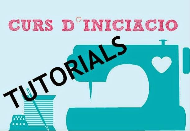 TUTORIALS  DEL CURS  D'INICIACIÓ