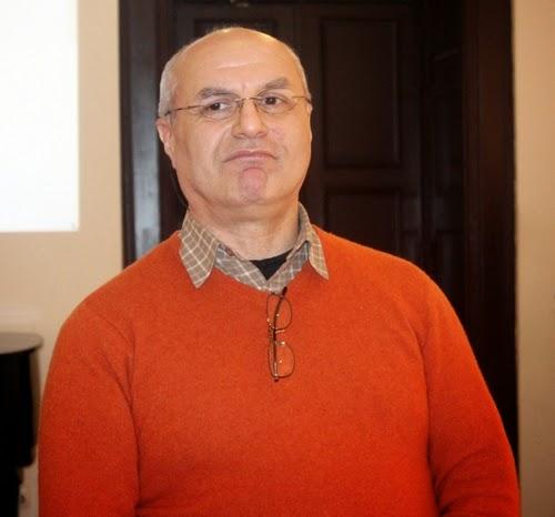 სამხატვრო აკადემიის ასოცირებული პროფესორი ჯუმბერ ბეჭვაია