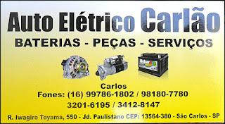 AUTO ELÉTRICO CARLÃO