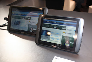 Archos 80 and 101 G9 Tablets New Software Updates
