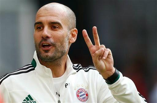Pep Guardiola Janji Akan Bawa Bayern Lebih Baik Musim Depan