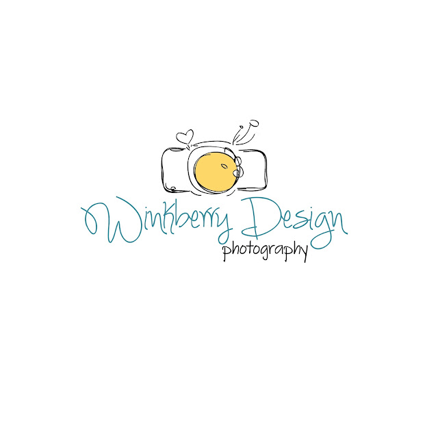 Premade Photography Logo Design - $15 etsy ~ Winkberry Photography ...