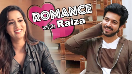 How Can I Romance With Raiza In Front of 60 Cameras? | Harish Kalyan Open Talk !