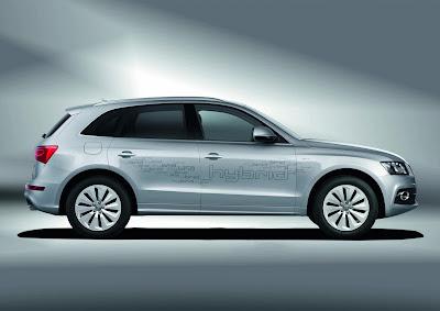2012 audi cars - hybrid cars - audi q5