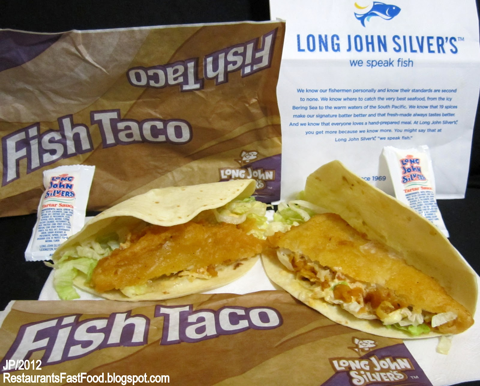 Restaurant fast food menu mcdonald 39 s dq bk hamburger pizza for Long john silvers fish