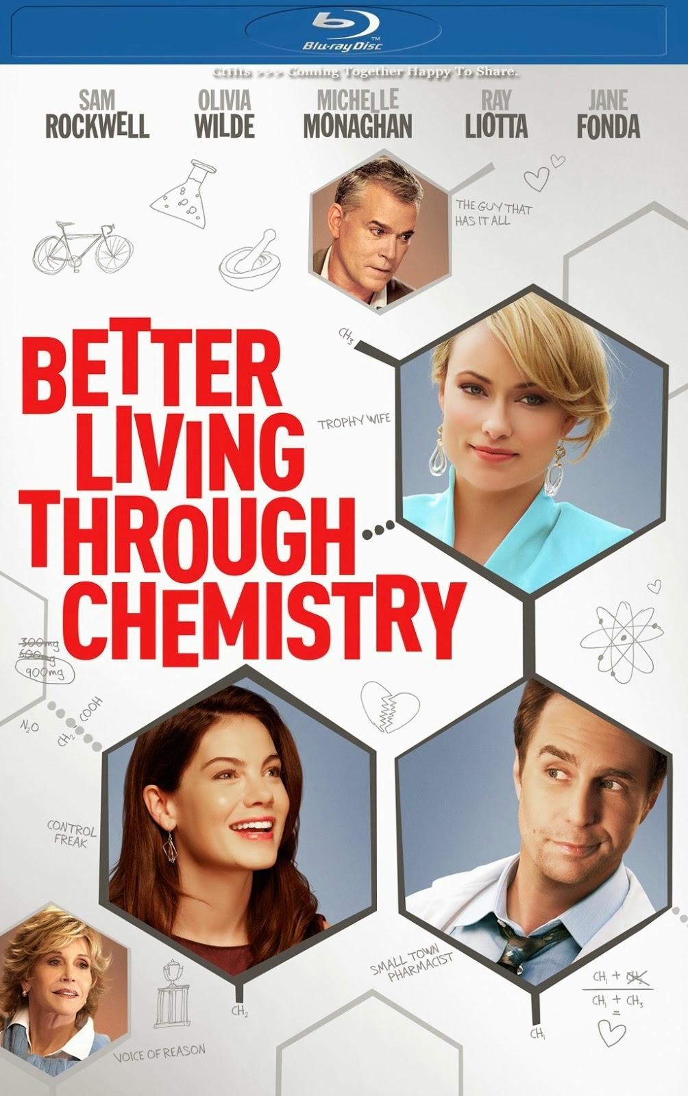 Better Living Through Chemistry (2014) : คู่กิ๊กเคมีลงล็อค