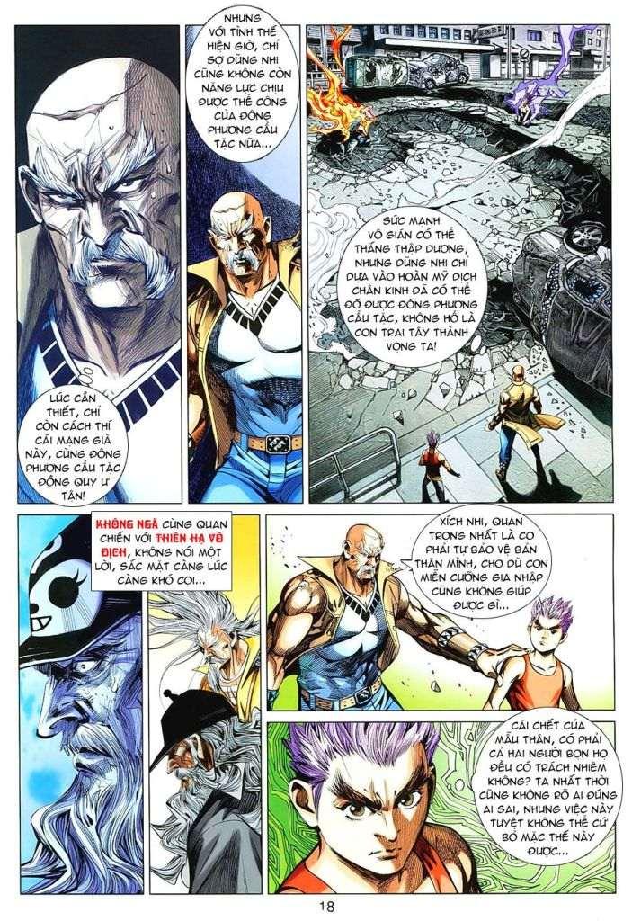 Hoả Vân Tà Thần II chap 99 - Trang 18