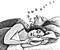 tidur pulas