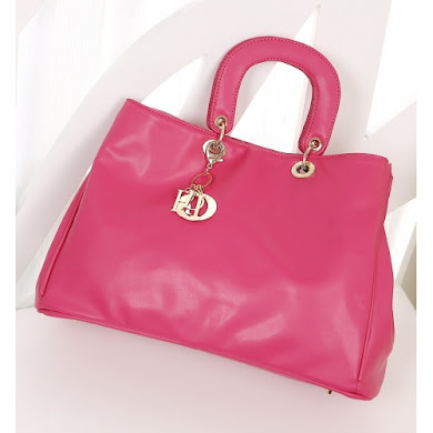 AA WITH DIOR LOGO (PINK)