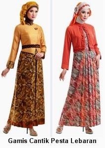 Koleksi Gamis Dan Tunik Zoya 2014 Cantik Berbaju Muslim