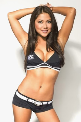 Fotos Arianny Celeste - Ring girl do UFC 3