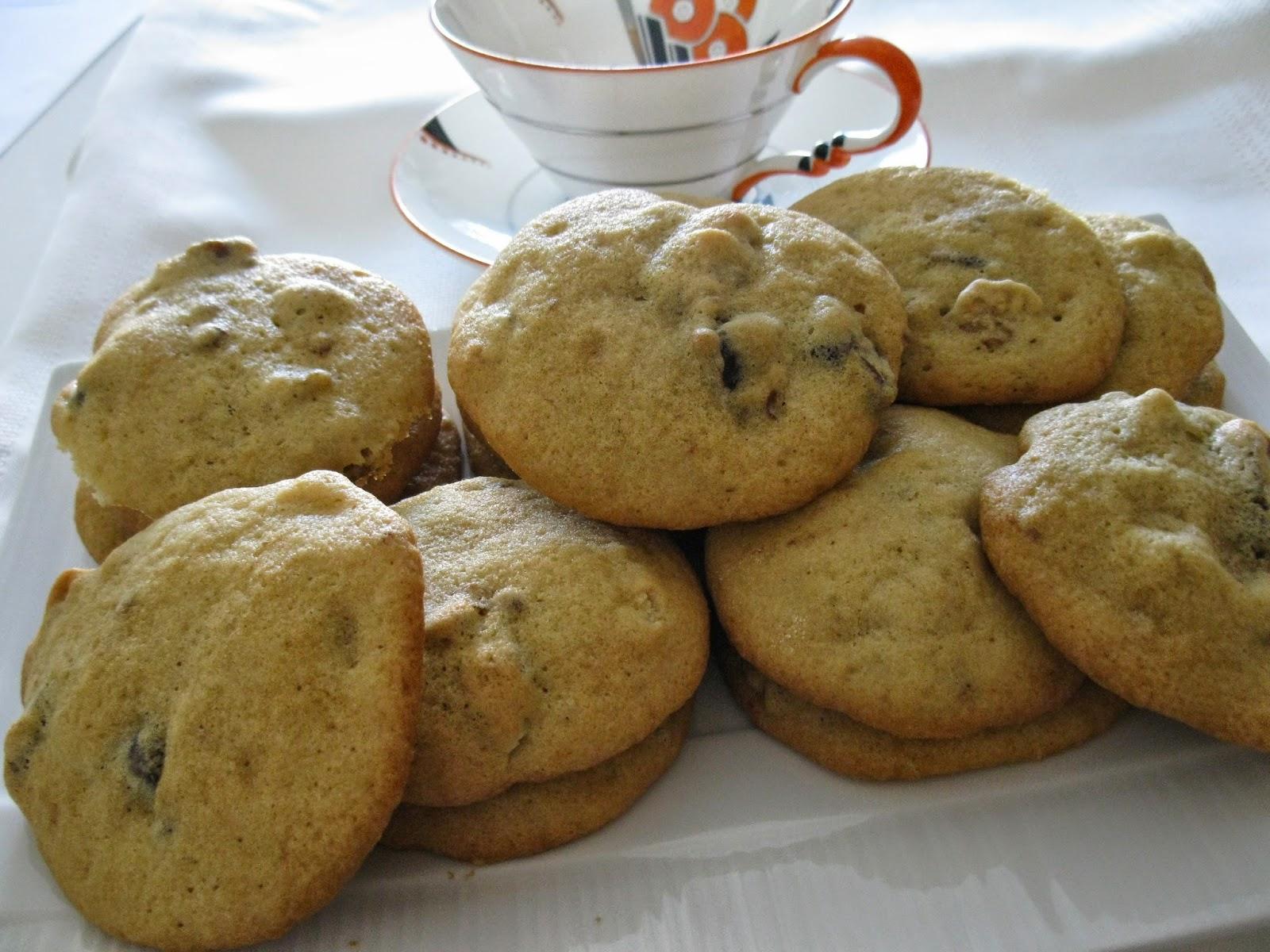 Biscuits l 39 rable dattes et noix recette for Exterieur traduction allemand