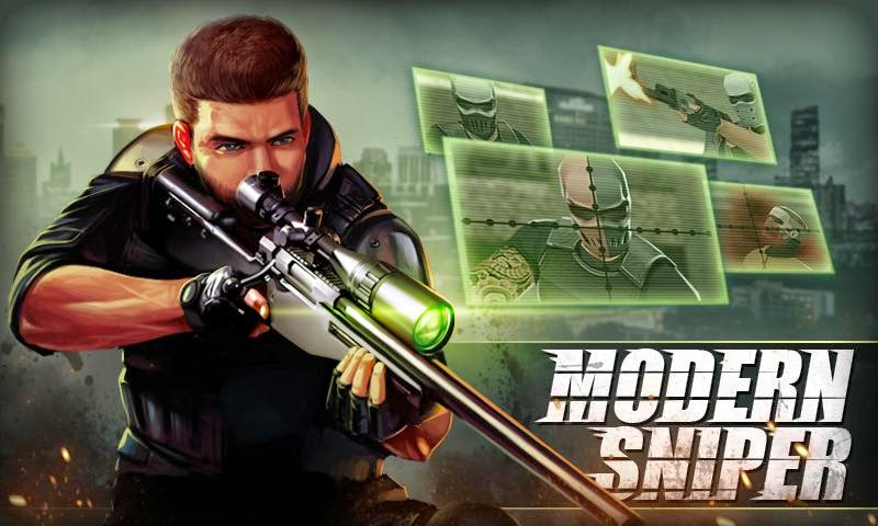 Modern Sniper Gameplay Android