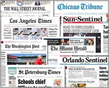 Medios de prensa estadounidenses