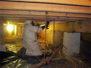 Image result for Crawl Space Cleaning
