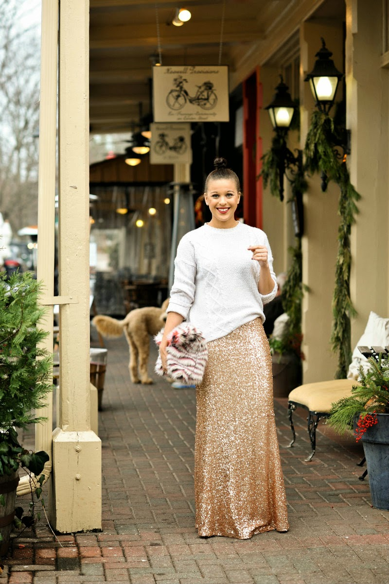 Utah designer Bree Lena sequin skirts and dresses | Mode-sty #nolayering tznius tzniut muslim islamic pentecostal mormon lds evangelical christian apostolic mission clothes Jerusalem trip hijab fashion modest