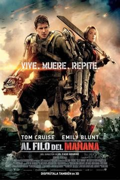 Al Filo del Mañana en Español Latino