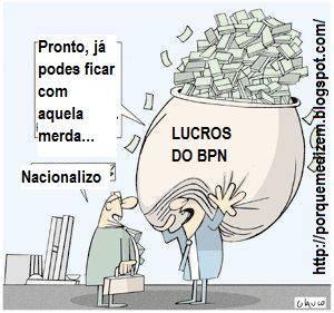 BPN SLN arruínam empresas