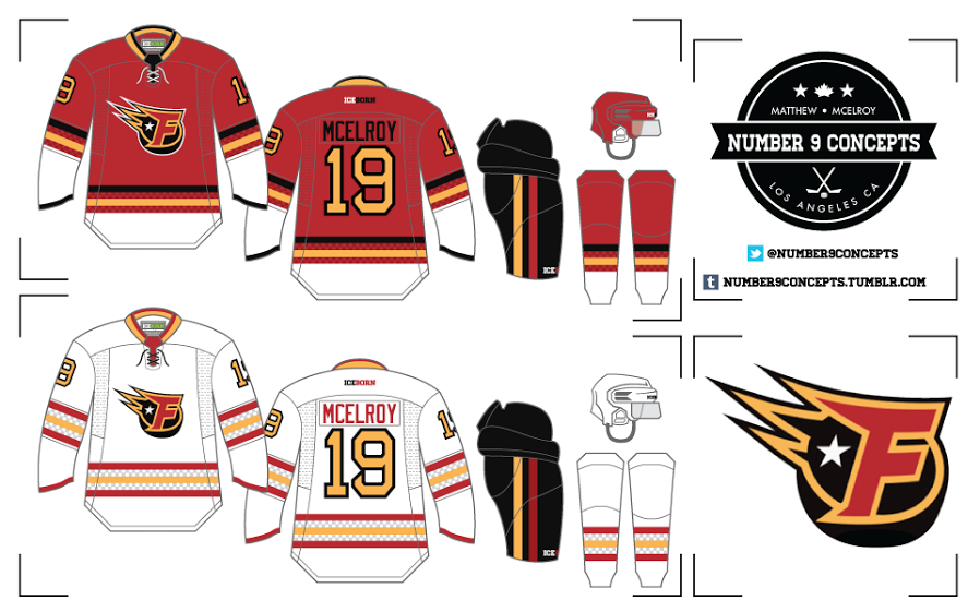 hockey concept ideas wednesday ducks and kings unveil