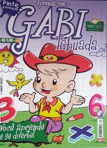 1000 CAPAS DA TURMA DO GABI