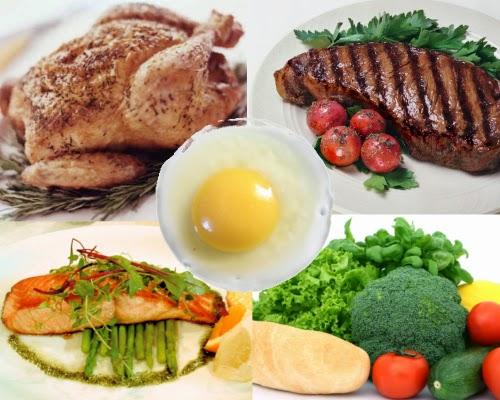Kurus Dengan Cepat dan Berkesan Diet Atkins