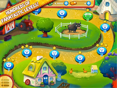 Farm Heroes Saga v2.8.3 Mod [Unlimited Boosters & More]