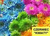Czerwiec - kwiaty