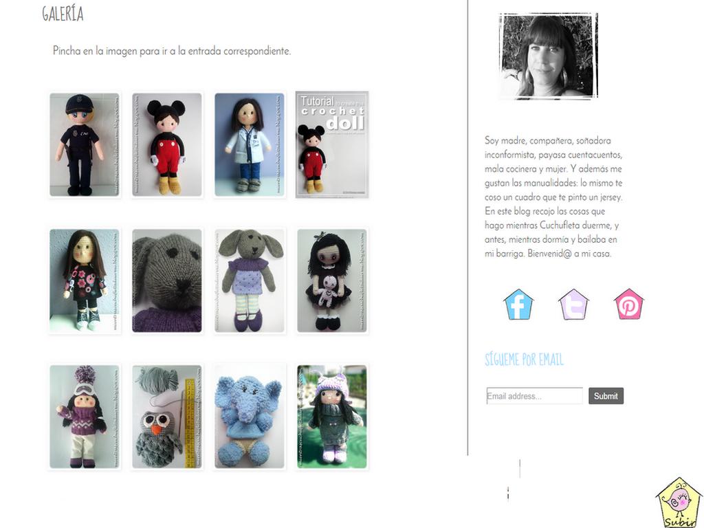 Crear una galeria de fotos en blogger 91