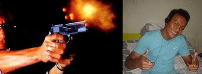 Madrugada de sábado, Jovem é assassinado com dois tiros, Vargem Grande