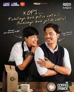 OST My Coffee Prince (MegaDrama Astro) Isnin-Khamis (10 malam)