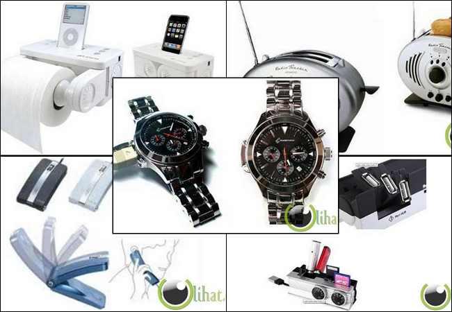 5 Gadget yang paling Kreatif di Dunia