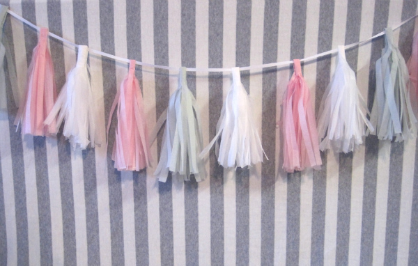 1 diy mini tassel garland main picture tkb Decorative Garlands