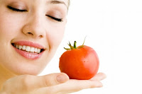 Benefits Tomato for beauty and How to make a mask of tomatoes