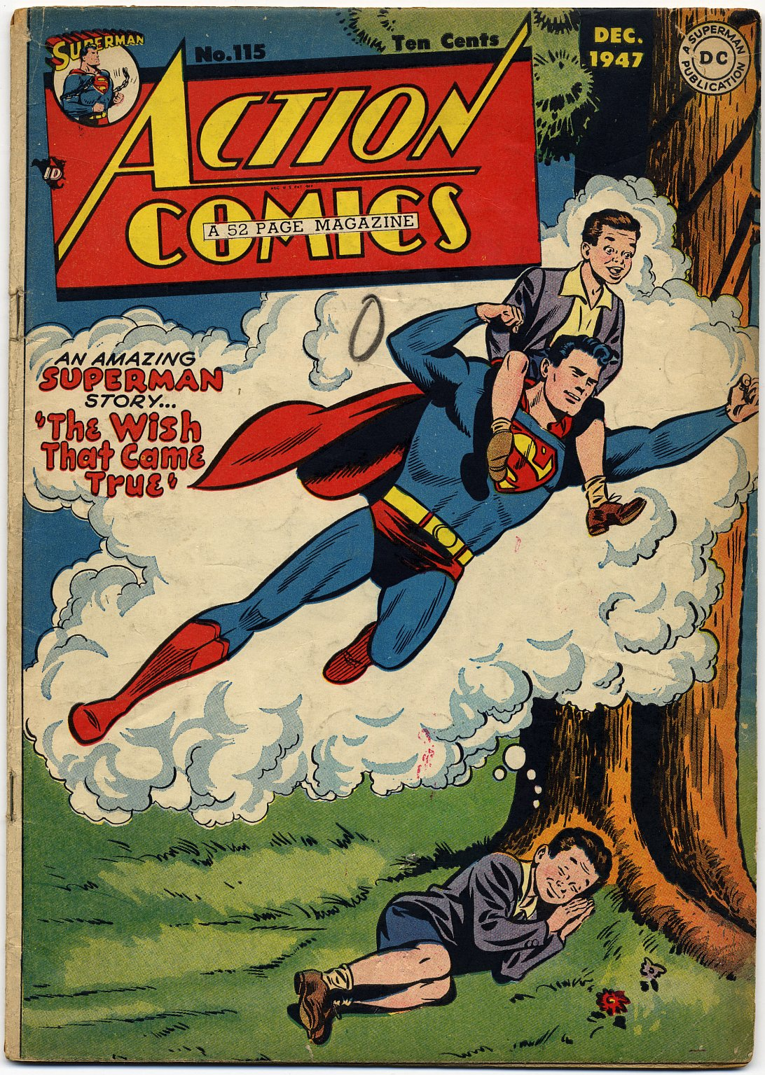 Action Comics (1938) 115 Page 1