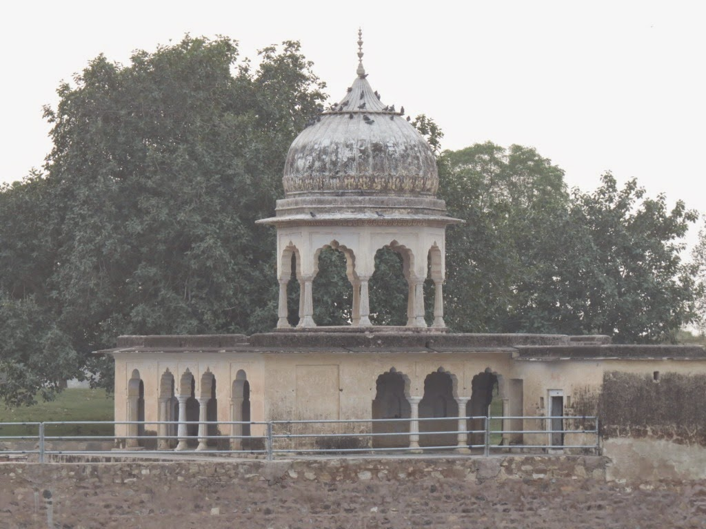 Jal Mahal at Narnaul